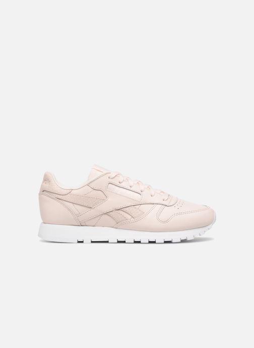 Reebok ClassicLeather Ps Pastel (rosa) - scarpe da ginnastica ginnastica ginnastica chez   Colore molto buono  f2cc38