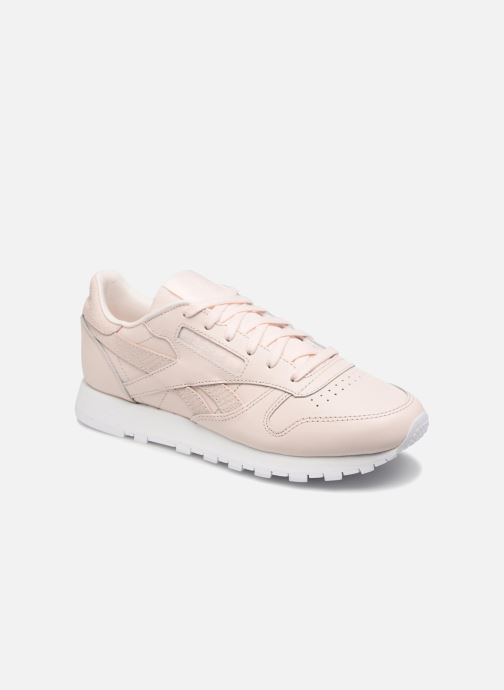 371becd3dcf79 Reebok ClassicLeather Ps Pastel (Pink) - Trainers chez Sarenza (316085)