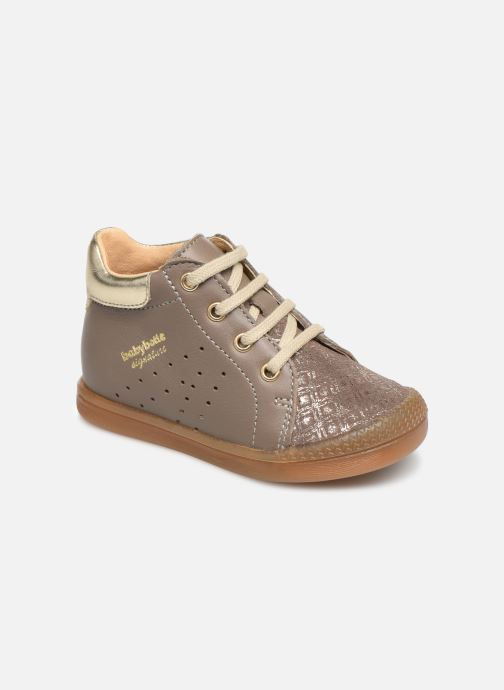 Boots en enkellaarsjes Babybotte Fasty Bruin detail