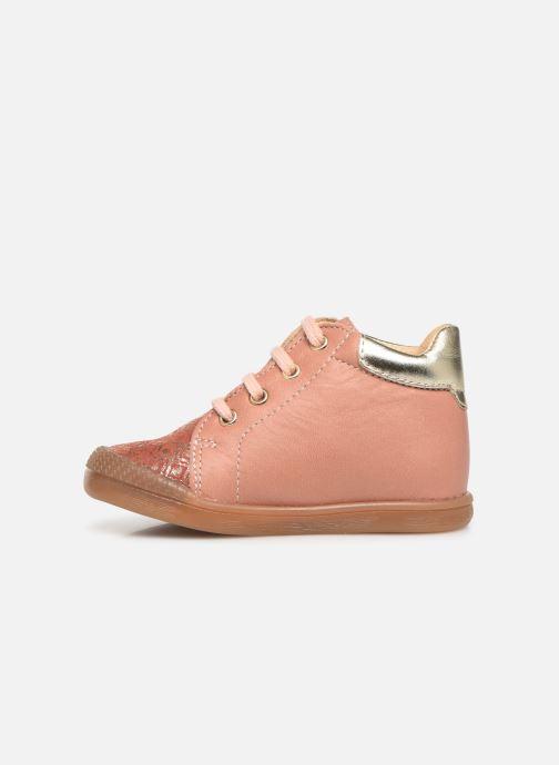 Boots en enkellaarsjes Babybotte Fasty Roze voorkant