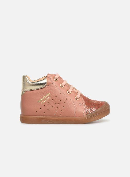 Boots en enkellaarsjes Babybotte Fasty Roze achterkant