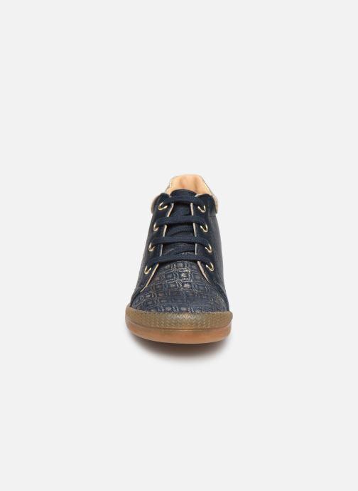 Boots en enkellaarsjes Babybotte Fasty Blauw model