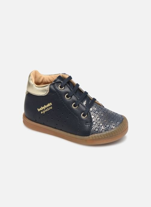 Ankle boots Babybotte Fasty Blue detailed view/ Pair view