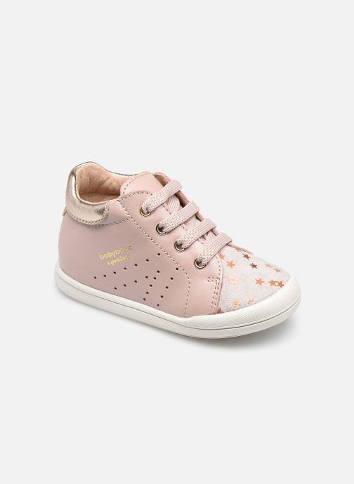 Boots en enkellaarsjes Babybotte Fasty Roze detail