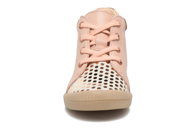 Bottines et boots Babybotte Fasty Rose vue portées chaussures