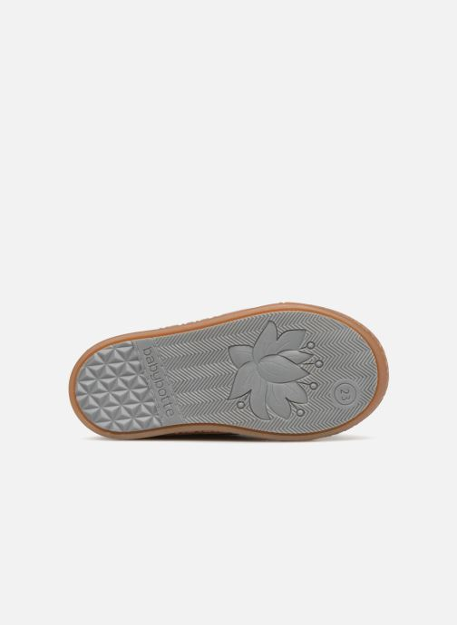 Trainers Babybotte Adrenalina Grey view from above