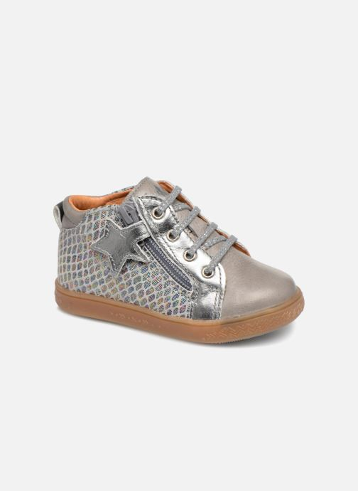 Trainers Babybotte Adrenalina Grey detailed view/ Pair view