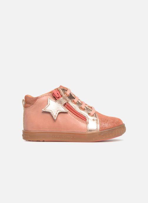 Sneaker Babybotte Adrenalina rosa ansicht von hinten