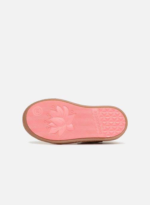 Sneaker Babybotte Adrenalina rosa ansicht von oben