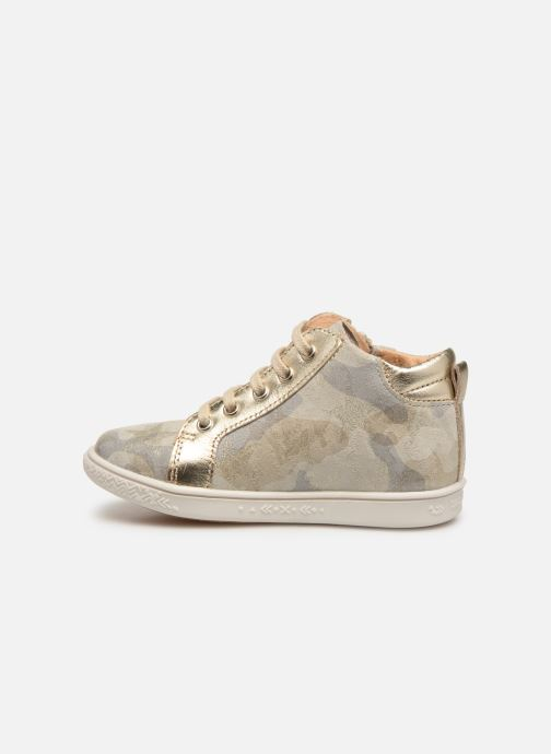 Sneakers Babybotte Adrenalina Grijs voorkant