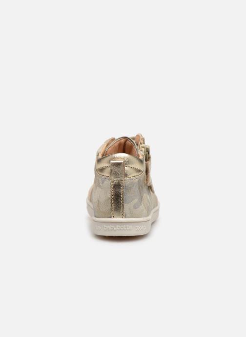 Sneakers Babybotte Adrenalina Grijs rechts