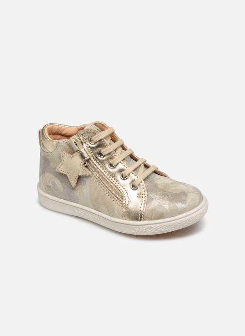 Sneakers Babybotte Adrenalina Grijs detail
