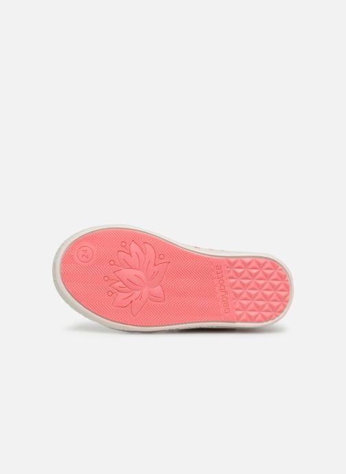 Sneakers Babybotte Adrenalina Roze boven