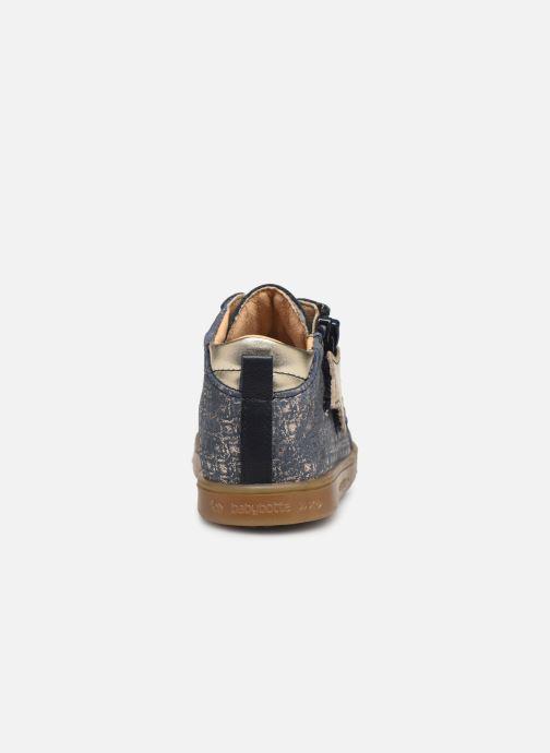 Sneakers Babybotte Adrenalina Blauw rechts