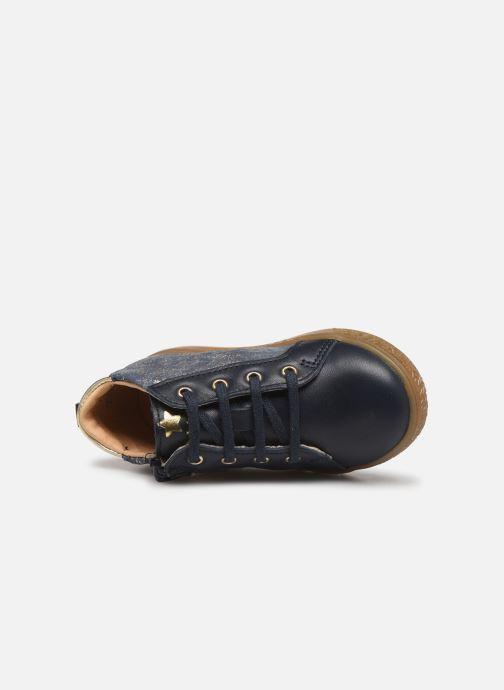 Sneakers Babybotte Adrenalina Blauw links
