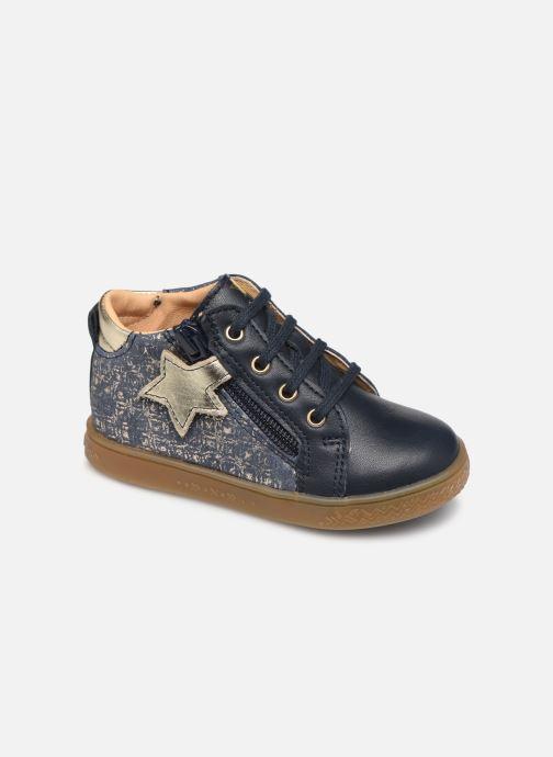 Sneakers Babybotte Adrenalina Blauw detail
