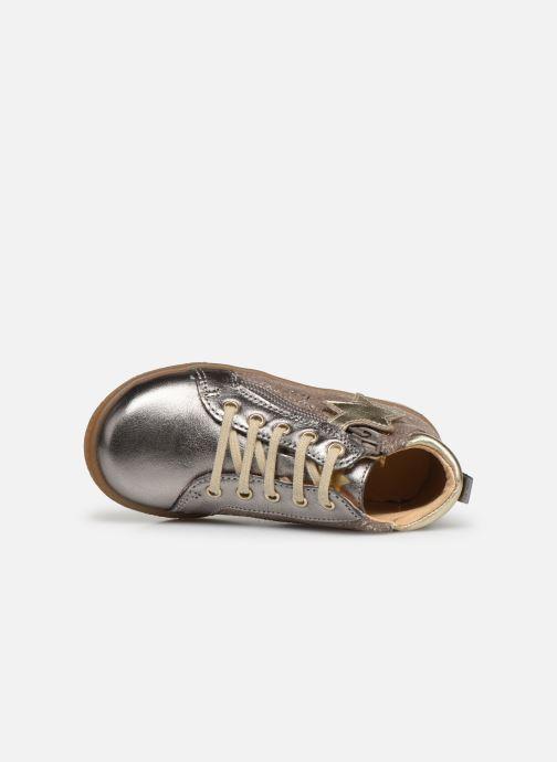 Sneakers Babybotte Adrenalina Beige immagine sinistra