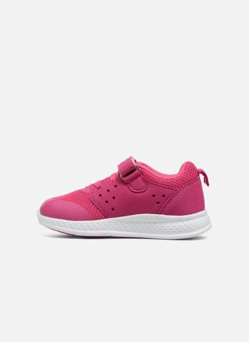 Sneakers Canguro Felicia Roze voorkant