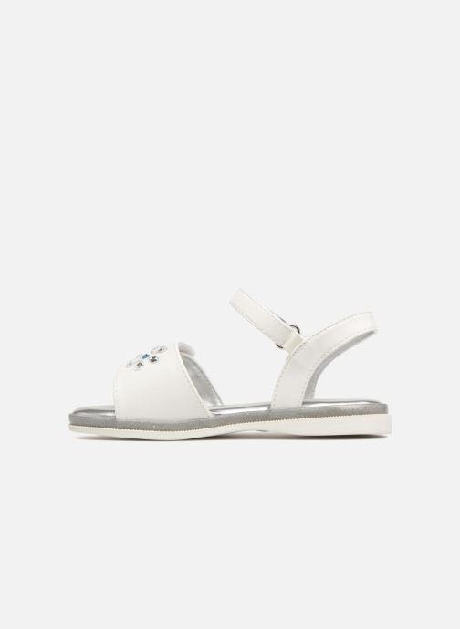Sandalen Canguro Norina Wit voorkant