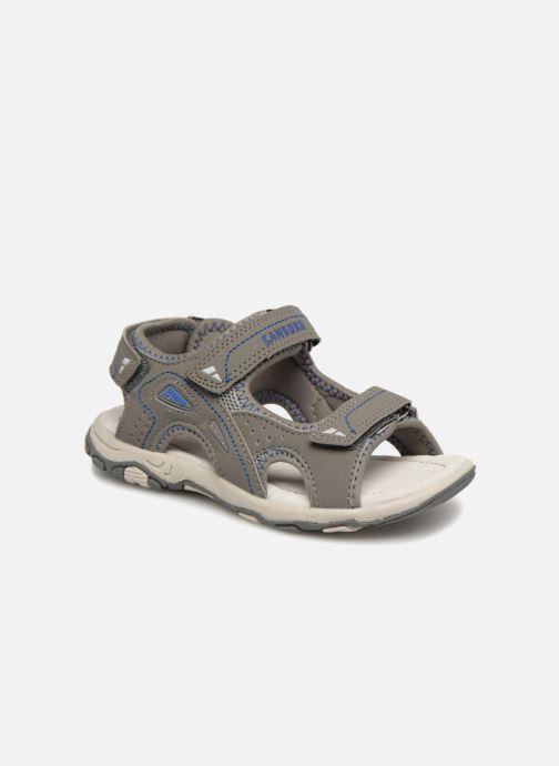 44a9efba36 Canguro Renzo (Grigio) - Sandali e scarpe aperte chez Sarenza (316115)
