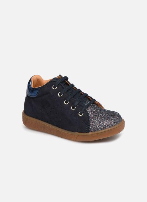 Bottines et boots Babybotte Aizya Bleu vue détail/paire