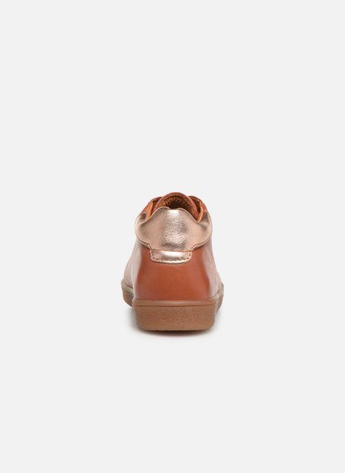 Bottines et boots Babybotte Aizya Rose vue droite