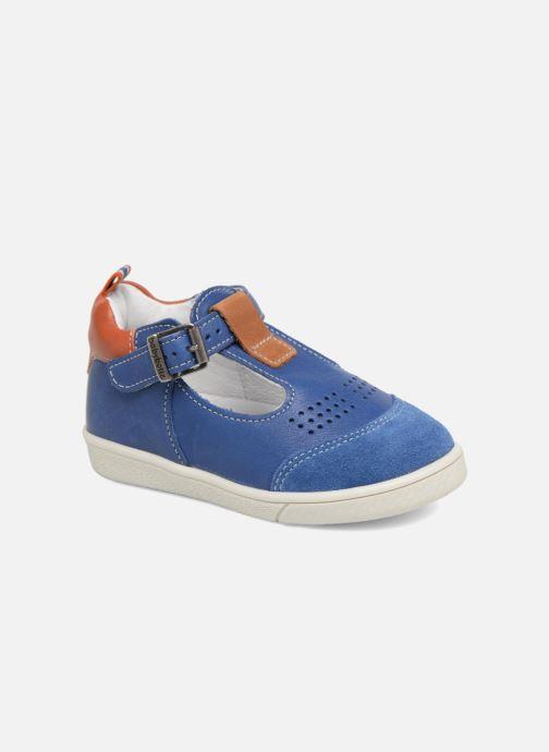 854db506f9c7 Sommersko Babybotte Siroco Blå detaljeret billede af skoene