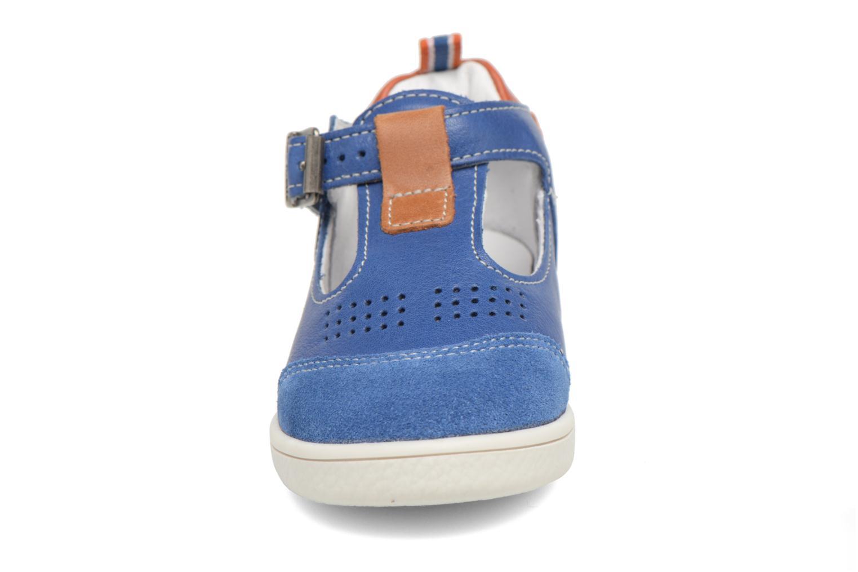 Zomerlaarsjes Babybotte Siroco Blauw model