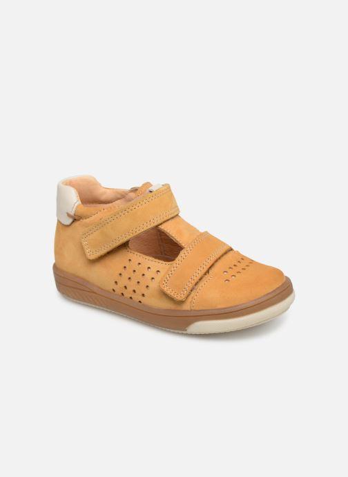 Sneakers Babybotte Sakara Gul detaljeret billede af skoene