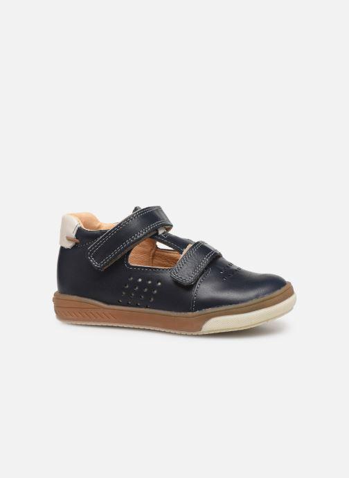 Sneakers Babybotte Sakara Azzurro immagine posteriore
