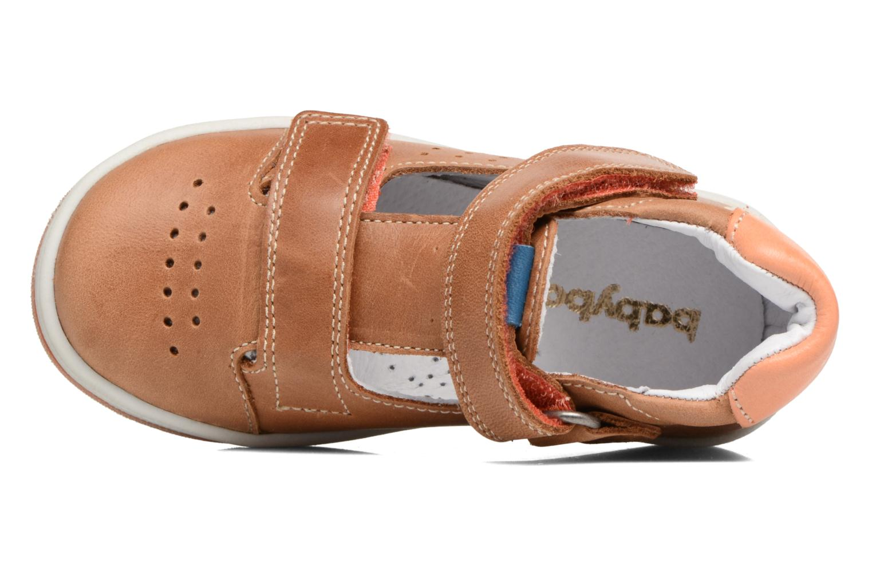 Sneakers Babybotte Sakara Bruin links
