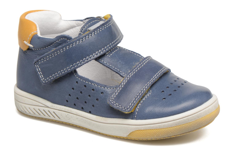 Sneakers Babybotte Sakara Blauw detail