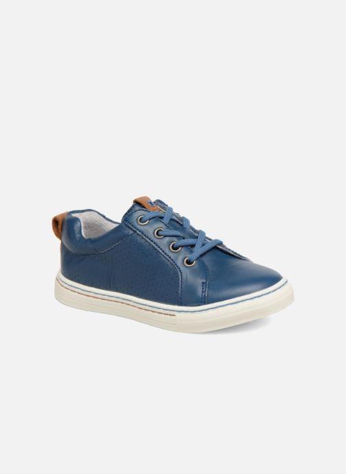 8d444042ec3 Sneakers Babybotte Kain Blå detaljeret billede af skoene
