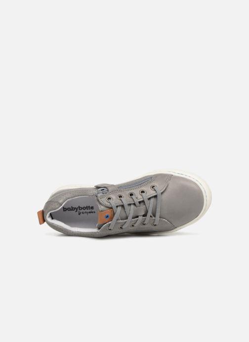 Sneakers Babybotte Kain Grijs links