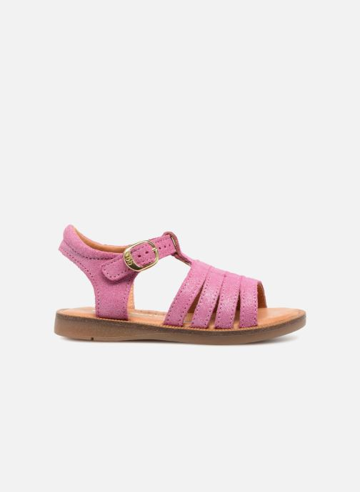 Sandales et nu-pieds Babybotte Tamara Rose vue derrière