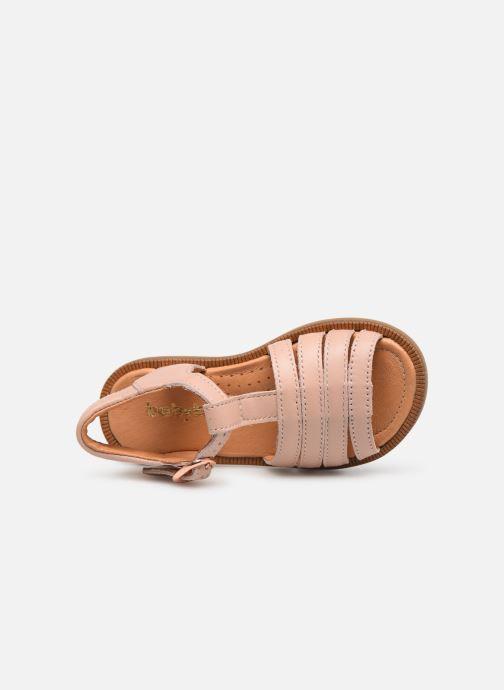 Sandales et nu-pieds Babybotte Tamara Beige vue gauche