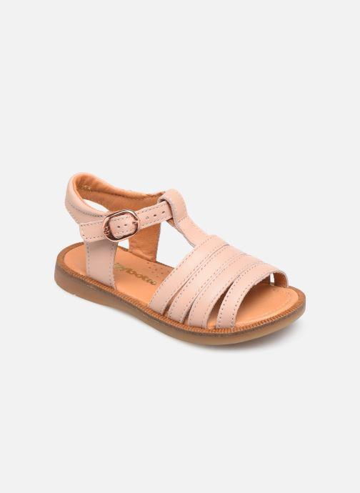 Sandales et nu-pieds Babybotte Tamara Beige vue détail/paire