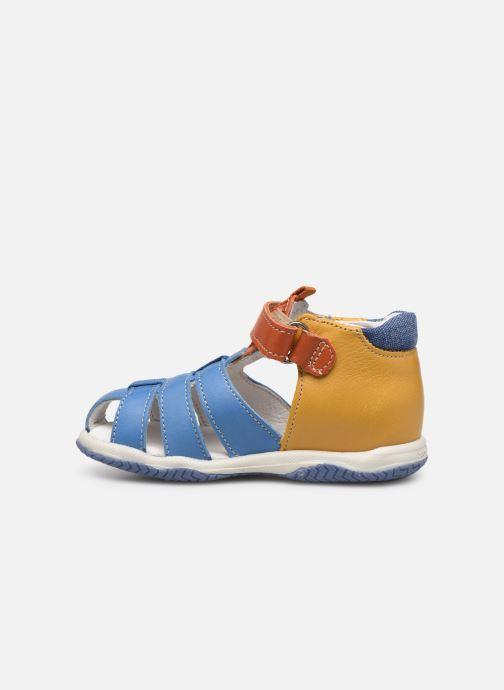 Sandales et nu-pieds Babybotte Typo Multicolore vue face