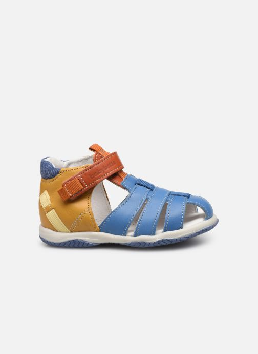 Sandales et nu-pieds Babybotte Typo Multicolore vue derrière