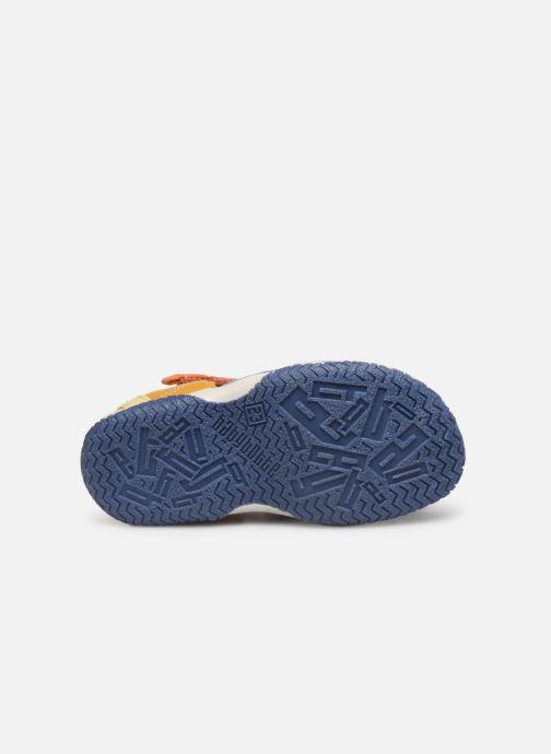 Sandales et nu-pieds Babybotte Typo Multicolore vue haut
