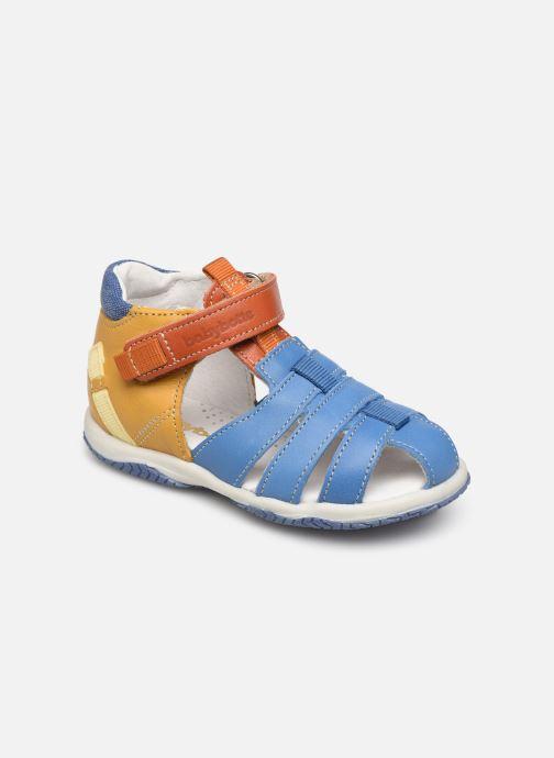 Sandales et nu-pieds Babybotte Typo Multicolore vue détail/paire