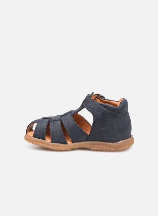 Sandales et nu-pieds Babybotte Tagada Bleu vue face