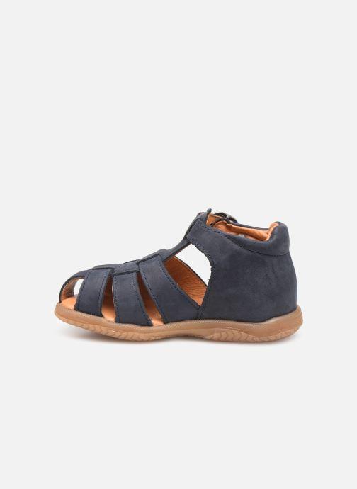 Sandalen Babybotte Tagada blau ansicht von vorne