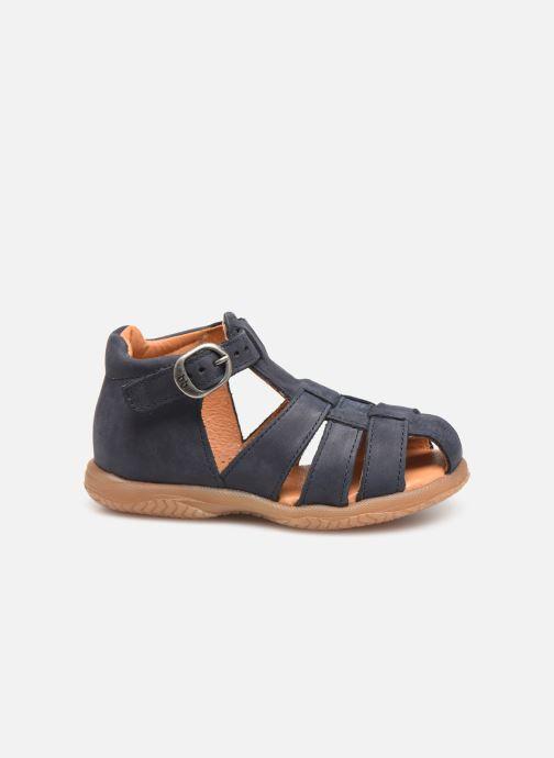 Sandales et nu-pieds Babybotte Tagada Bleu vue derrière