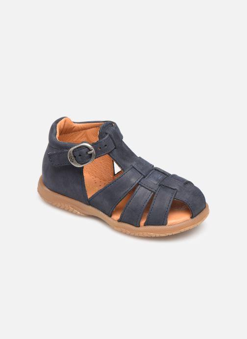 Sandales et nu-pieds Babybotte Tagada Bleu vue détail/paire