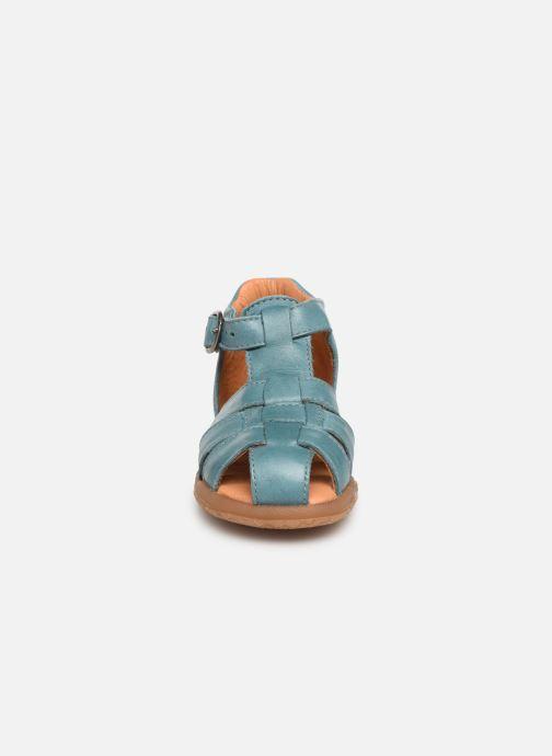 Sandaler Babybotte Tagada Blå bild av skorna på