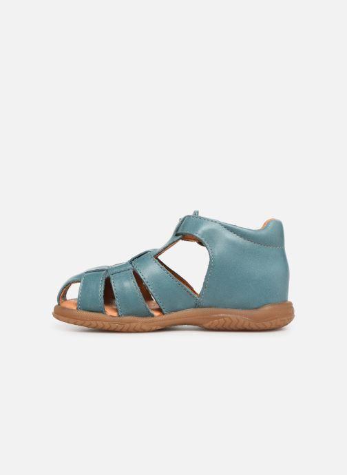 Sandaler Babybotte Tagada Blå bild från framsidan