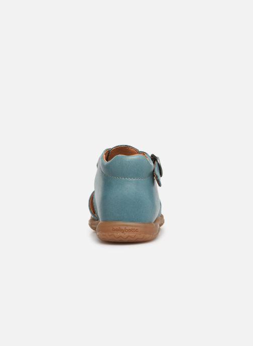 Sandaler Babybotte Tagada Blå Bild från höger sidan