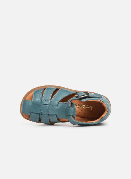 Sandaler Babybotte Tagada Blå bild från vänster sidan
