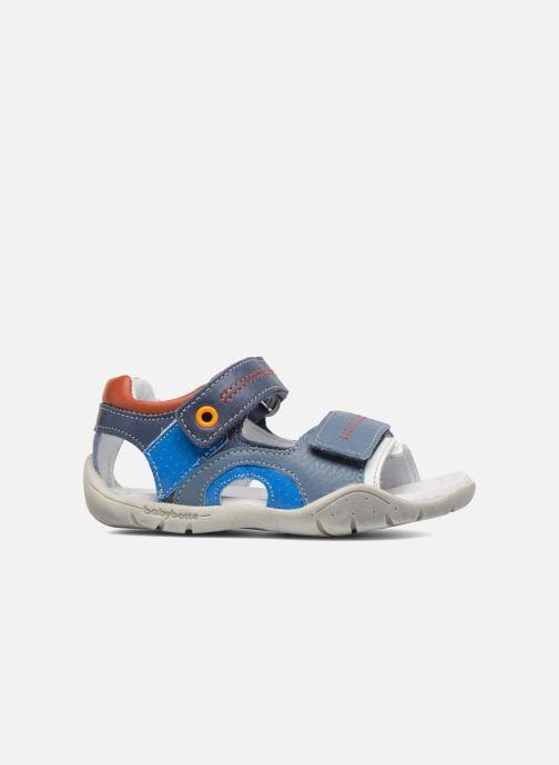 Sandales et nu-pieds Babybotte Tandem Bleu vue derrière